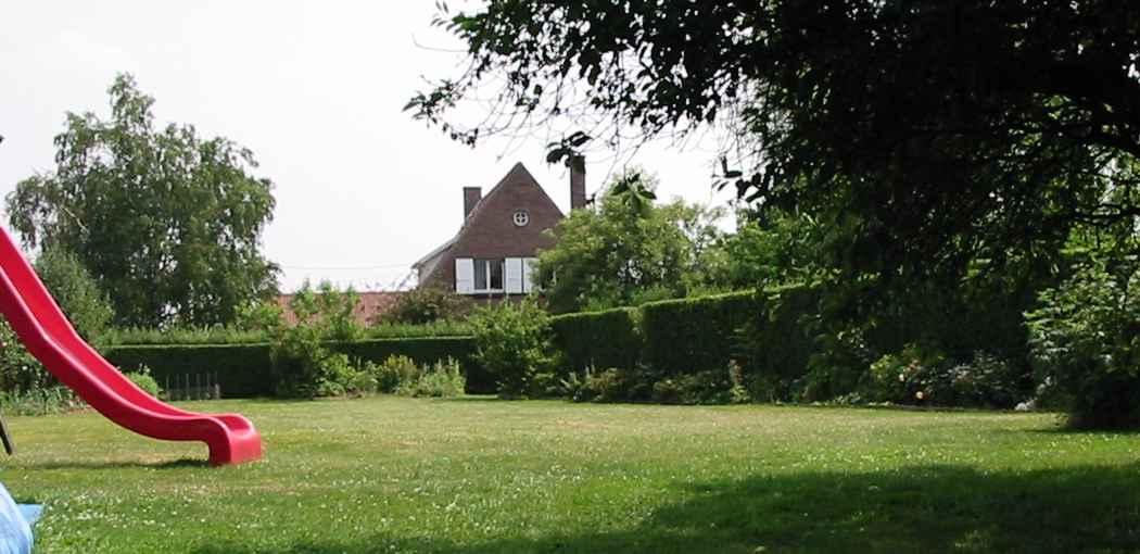 2005 Juin Au Jardin