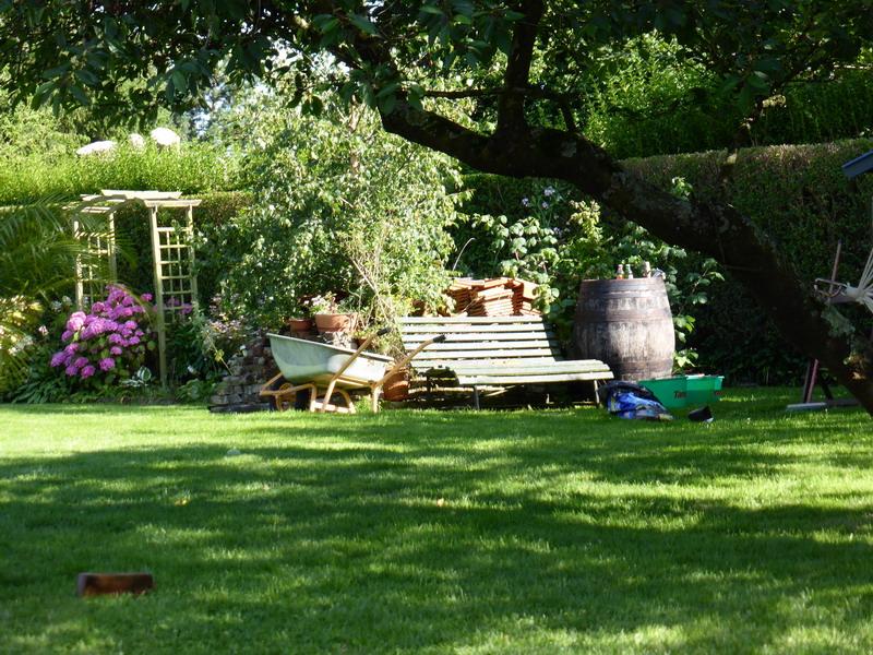 Jardin edito for Au jardin de ma grand mere