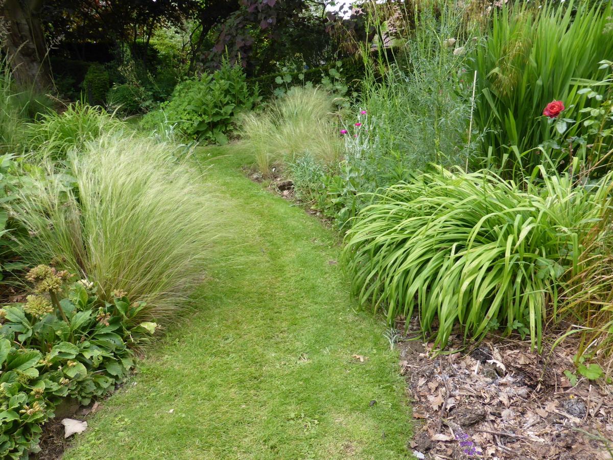 Visite de jardin for Jardin 66
