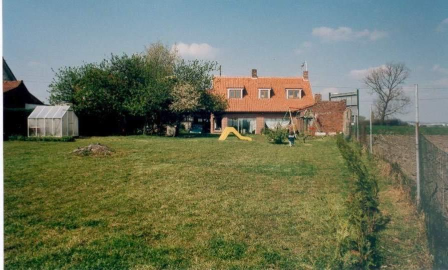 Foto jardin 1997 haie for Plantation jardin