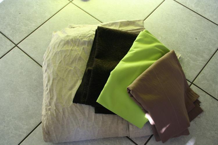 du tissu